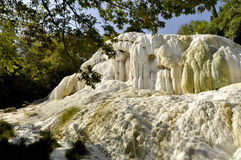 Formações da pedra calcária Fotografia de Stock Royalty Free