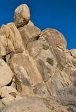 Formações de Boulder Imagem de Stock