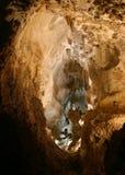 Formações de pedra das cavernas de Carlsbad imagem de stock royalty free