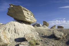 Formações de rocha foto de stock royalty free