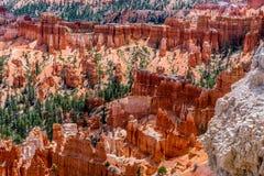 Formações de rocha coloridas em Bryce Canyon National Park, U do azarento Fotos de Stock Royalty Free