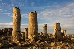 Formações de rocha do fenômeno Fotografia de Stock Royalty Free