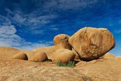 Formações de rocha enormes Fotografia de Stock Royalty Free