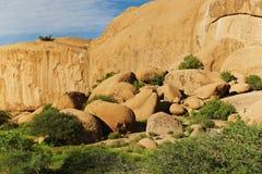 Formações de rocha enormes Imagens de Stock Royalty Free