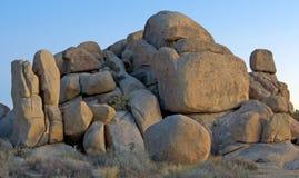 Formações de rocha Geological Imagem de Stock Royalty Free