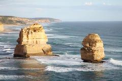 Formações de rocha naturais Imagem de Stock Royalty Free