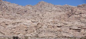 Formações de rocha perto de Cachi no Ruta 40, Argentina Fotos de Stock