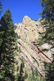 Formações de rocha raras Foto de Stock Royalty Free
