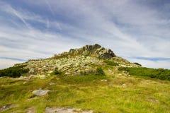 Formações de rocha raras Fotografia de Stock Royalty Free