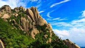 Formações de rocha raras Imagens de Stock Royalty Free
