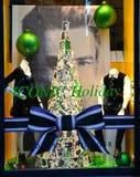 Forma 2011 do Natal Fotografia de Stock Royalty Free