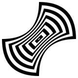 Forma abstracta del rectángulo libre illustration
