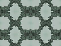 Forma abstracta hecha de pequeños círculos fotos de archivo libres de regalías