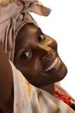 Forma africana foto de stock