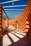 Forma arquitectónica Imagen de archivo libre de regalías