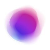 Forma colorata estratto illustrazione vettoriale