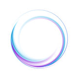 Forma colorida del logotipo Imagen de archivo libre de regalías