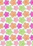 Forma da estrela Imagens de Stock Royalty Free