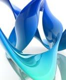 forma da hélice 3D Foto de Stock
