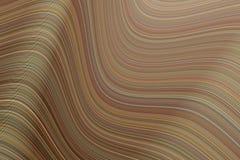 Forma da linha, da curva & da onda, teste padrão geométrico abstrato do fundo Digitas, detalhes, estilo & conceito ilustração stock