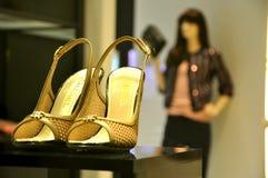 Forma de Coco Chanel Imagens de Stock Royalty Free