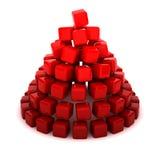 Forma de cone Fotografia de Stock