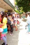 Forma de Harajuku Fotografia de Stock
