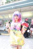 Forma de Harajuku Fotos de Stock