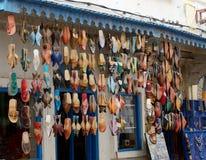 Forma de Marrocos Fotografia de Stock Royalty Free