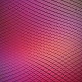 Forma de onda tecnológica Backround del vector abstracto Fotografía de archivo