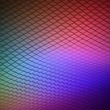 Forma de onda tecnológica Backround del vector abstracto Imágenes de archivo libres de regalías