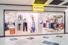 Forma de Takko Fotografia de Stock