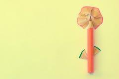Forma de una flor Imagen de archivo