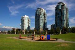 Forma de vida de Vancouver Foto de archivo libre de regalías