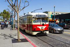 Forma de vida en San Francisco imágenes de archivo libres de regalías