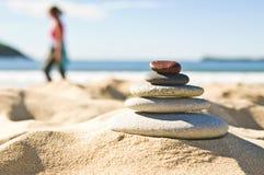 Forma de vida equilibrada Imagen de archivo libre de regalías