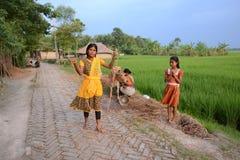Forma de vida rural Fotografía de archivo