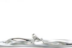 Forma del agua Imágenes de archivo libres de regalías