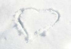 Forma del corazón Imagenes de archivo