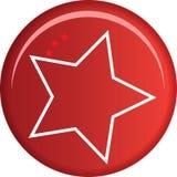 Forma della stella Immagini Stock Libere da Diritti