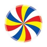 Forma do arco-íris do vetor Imagem de Stock