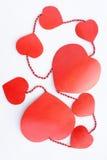 Forma do coração Fotos de Stock