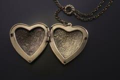 Forma do coração Foto de Stock
