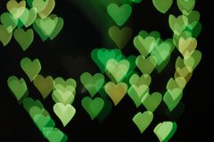 Forma do coração Foto de Stock Royalty Free