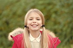 Forma e estilo da criança fotografia de stock royalty free