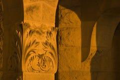 Forma e sombra Imagem de Stock Royalty Free