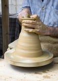 forma för lera Royaltyfria Foton