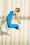 Forma fisica della donna Fotografia Stock Libera da Diritti