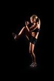 Forma fisica e salute Fotografia Stock Libera da Diritti