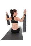 Forma fisica - Pilates Immagini Stock
